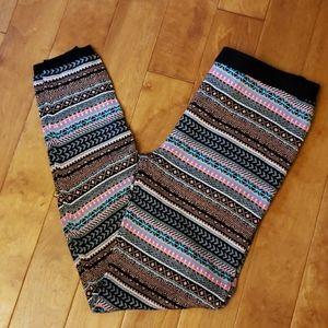Mossimo Sweater Leggings size Large